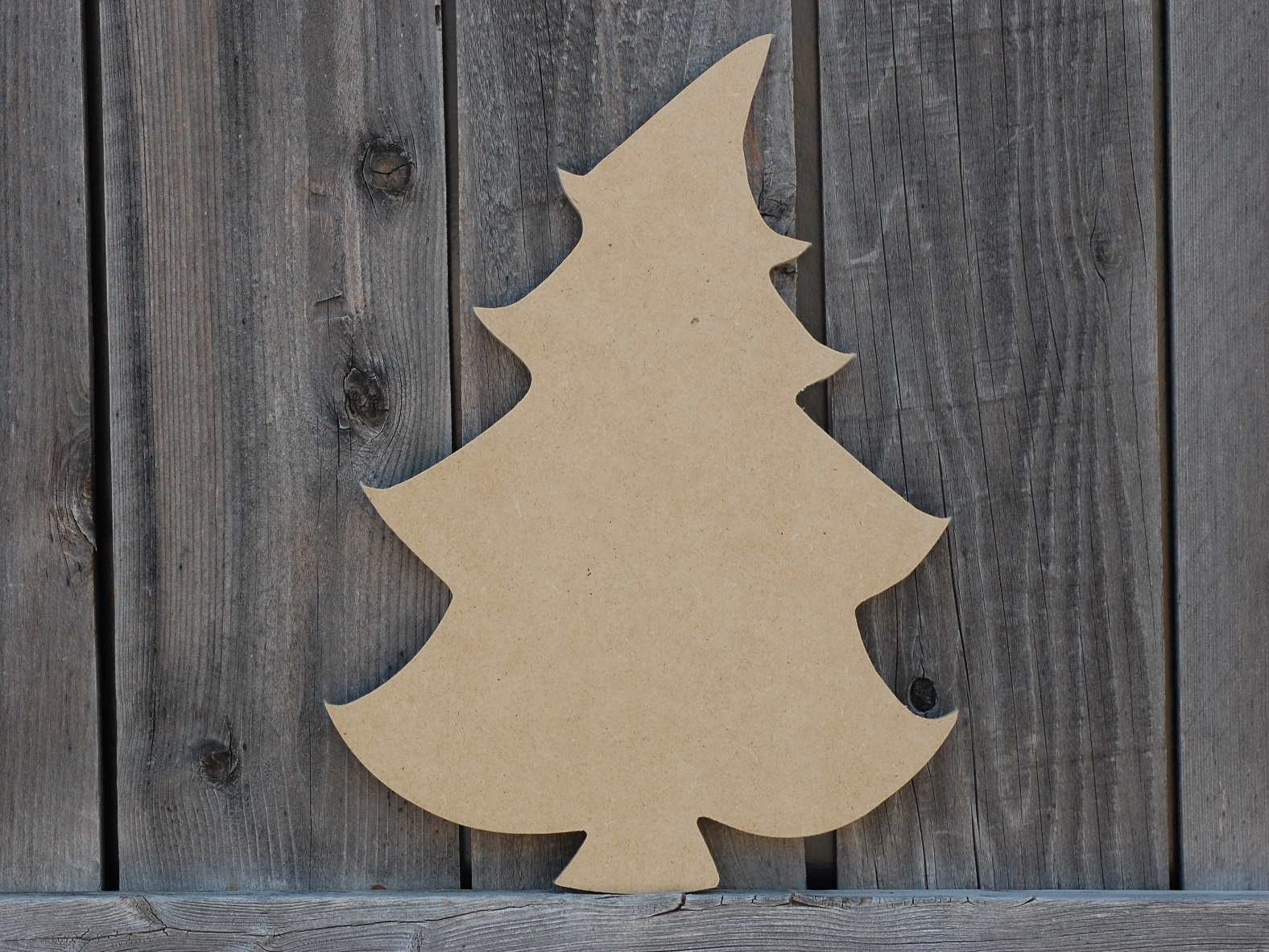 Whimsical Christmas Tree Cutout Papa S Woodworking